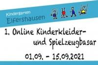 1. Online Kinderkleider- und Spielzeugbasar